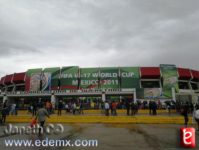 Estadio La Corregidora, Iván TMy/ Janeth C©, ID1290, 2011