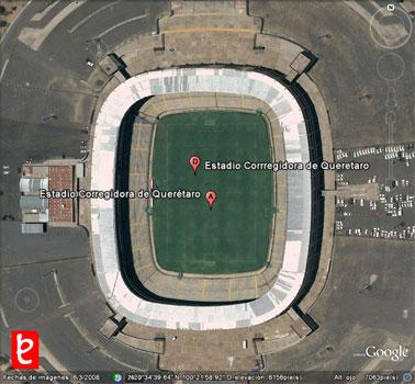 Estadio La Corregidora  daf097f3bdb10