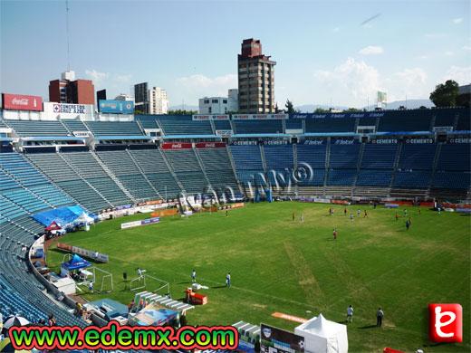 Estadio Azul. ID1505, Iván TMy©, 2012