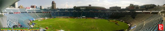 Estadio Azul. ID1528, Iván TMy©, 2012