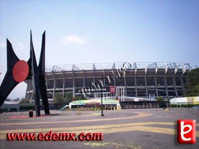 Estadio Azteca. ID421, Iván TMy©, 2008
