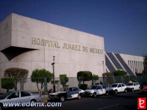 Hospital Ju�rez de M�xico, Edificio A.ID174, Iv�n TMy�, 2008