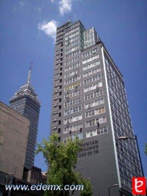 Torre Miguel E. Abed vista desde Av. Independencia. ID90, Iván TMy©, 2008