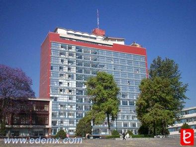 Torre II de Humanidades, Fachada Oriente. ID184, Iván TMy©, 2008