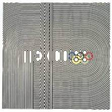 Póster de los Juegos Olímpicos de 1968, (C), 1968