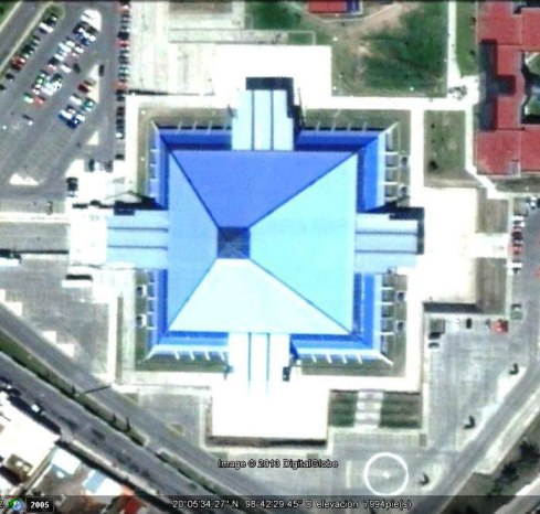 Polideportivo Carlos Martínez Balmori, Google Earth©, ID1626, 2013