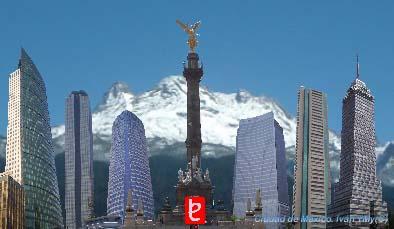 Estadios de la Ciudad de México