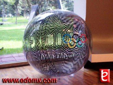 Esfera México 68. ID417, Ivan TMy, 2008