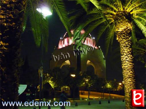 Monumento a la Revolucion. ID1123, Iván TMy©, 2010