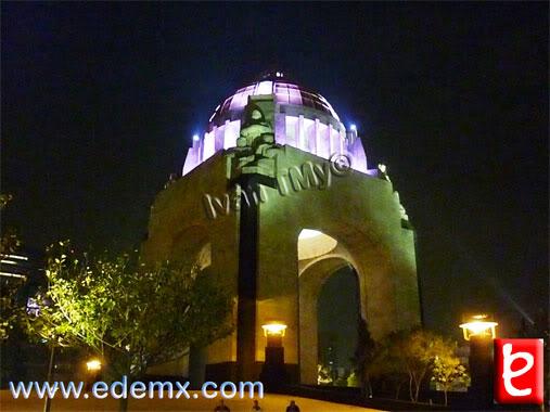 Monumento a la Revolucion. ID1124, Iván TMy©, 2010
