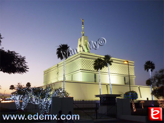 Templo Mormon. ID1202, Iván TMy©, 2010