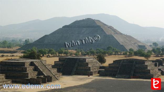 Piramide del Sol, ID1697, Iván TMy©, 2010
