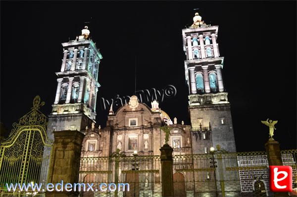 Catedral de Puebla, ID1705, Iván TMy©, 2013.