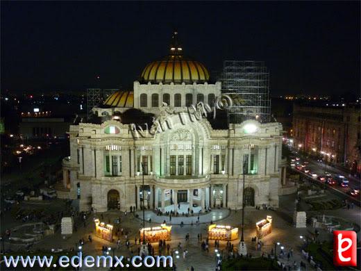 Palacio de Bellas Artes. ID283, Iván TMy©, 2010