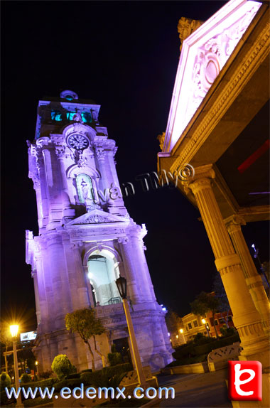 Reloj Monumental de Noche, ID899, Iván TMy©, 2013.