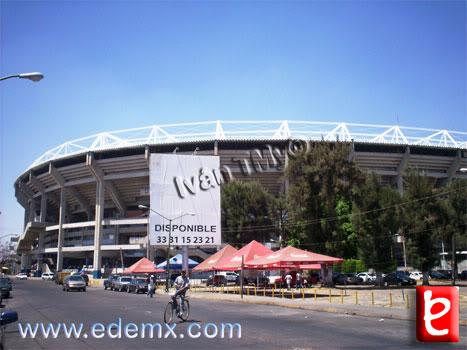 Estadio Jalisco. ID924, Ivan TMy, 2010